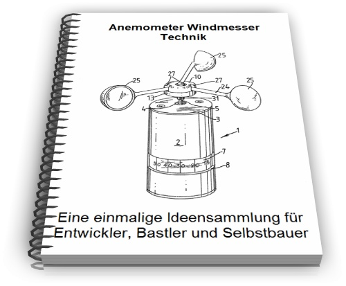Anemometer Windmesser Technik