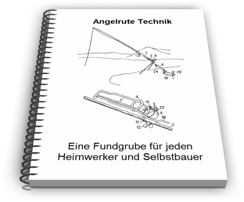 Angelrute Technik