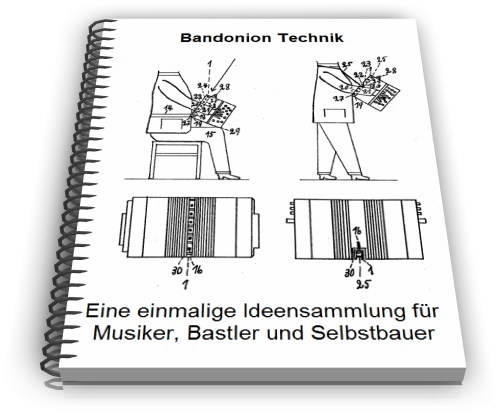 Bandonion Technik