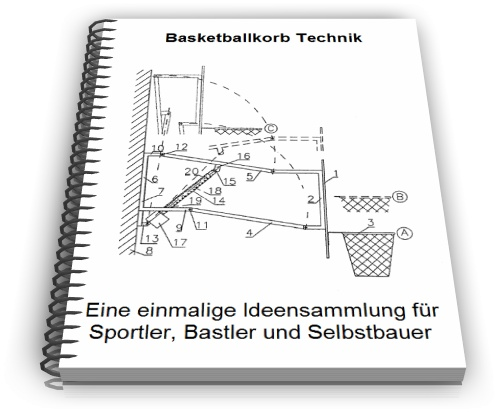 Basketballkorb Technik