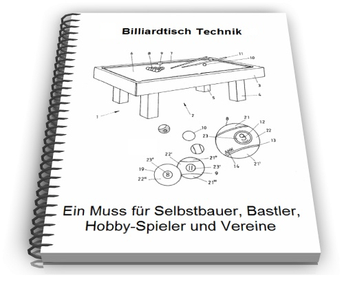 Billiardtisch Technik