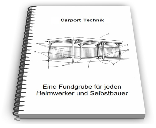 Carport Technik