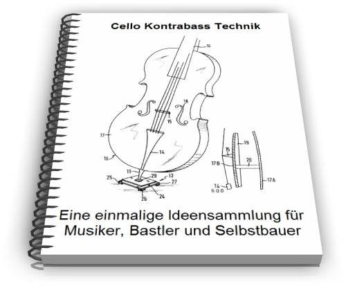 Cello Kontrabass Technik