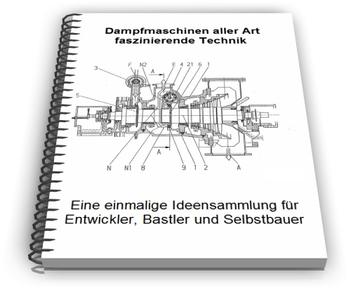 Dampfmaschine Technik