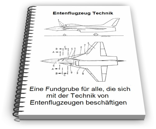 Entenflugzeug Technik