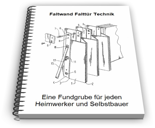 Faltwand Technik