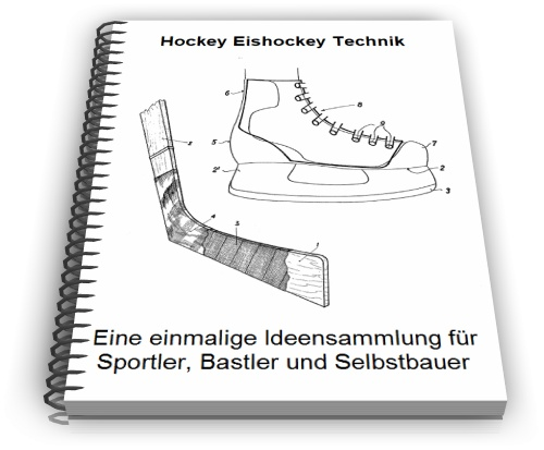 Hockey Eishockey Technik