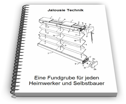 Jalousie Technik