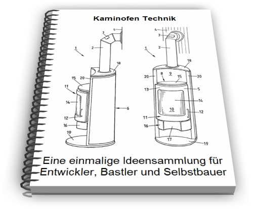 Kaminofen Technik