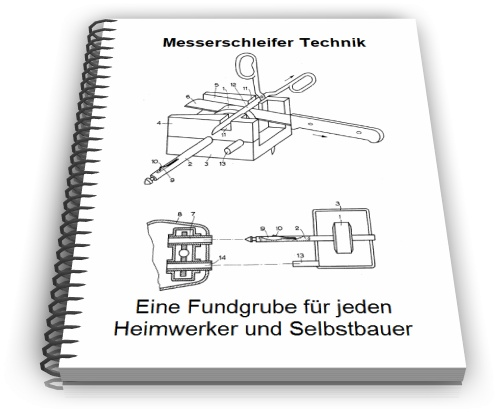 Messerschleifer Technik