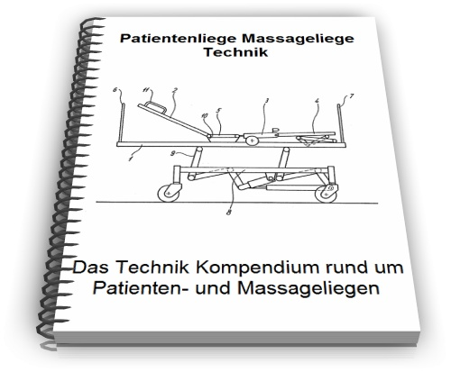 Patientenliege Massageliege Technik