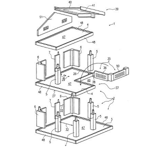Bevorzugt Puppenhaus selbst bauen - Puppenmöbel Technik - Baupläne LD59