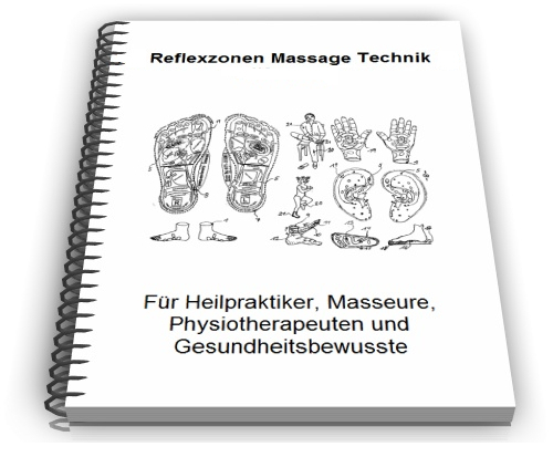 Reflexzonenmassage Technik