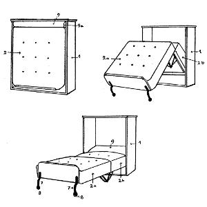 Schrankbett Selbst Bauen Wandbett Technik Bauplane