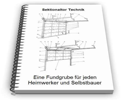 Sektionaltor Technik