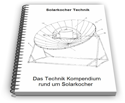 Solarkocher Technik