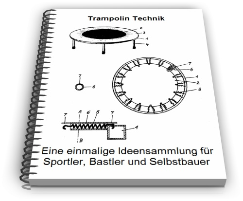 Trampolin Technik