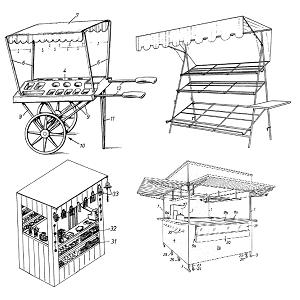 verkaufsstand selbst bauen marktstand technik baupl ne. Black Bedroom Furniture Sets. Home Design Ideas