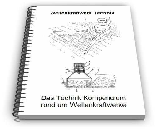 Wellenkraftwerk Technik