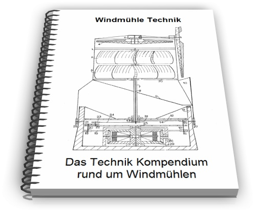 Windmühle Technik