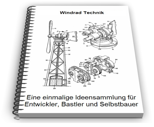 Windrad Technik