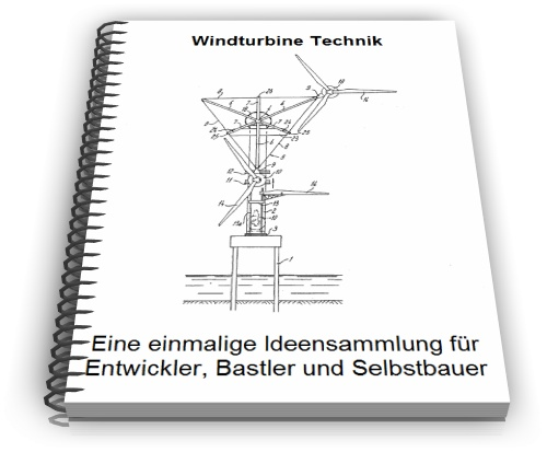 Windturbine Technik