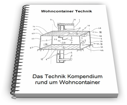 Wohncontainer Technik