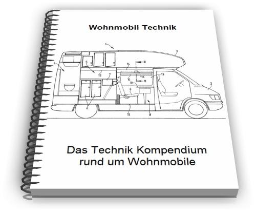 Historische Wohnwagen selbst bauen - Technik - Baupläne
