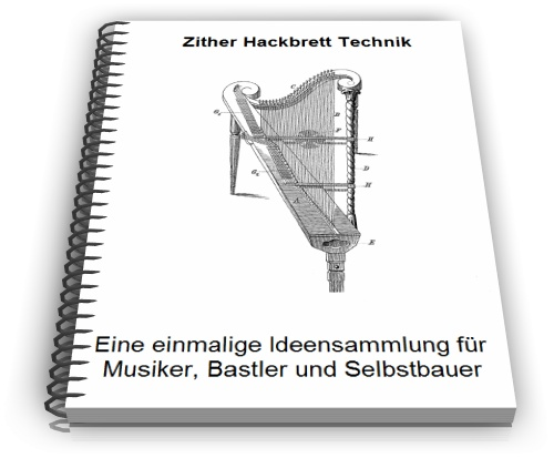 Zither Hackbrett Technik